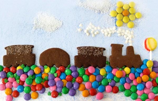 ... SUA FESTA: Biscoitos para a lembrancinha – brownie roll-out cookies