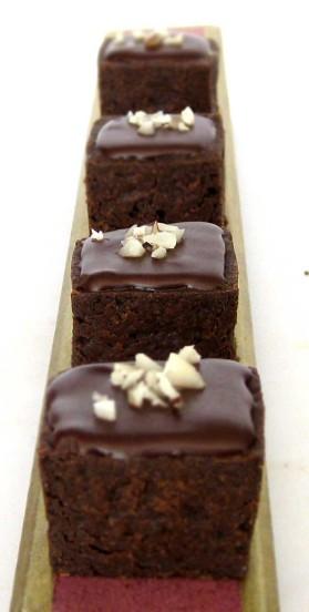 caramel tartelettes line