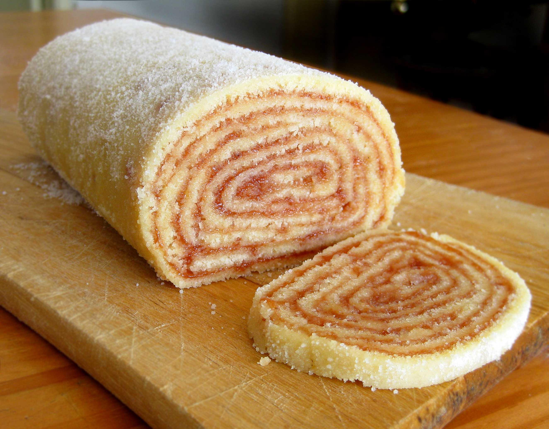 Cake Roll Recipe Using Cake Mix