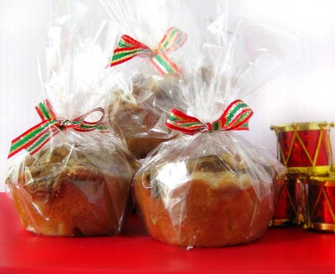 muffin pera natal