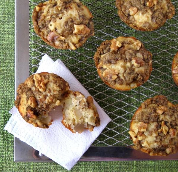 muffin pera