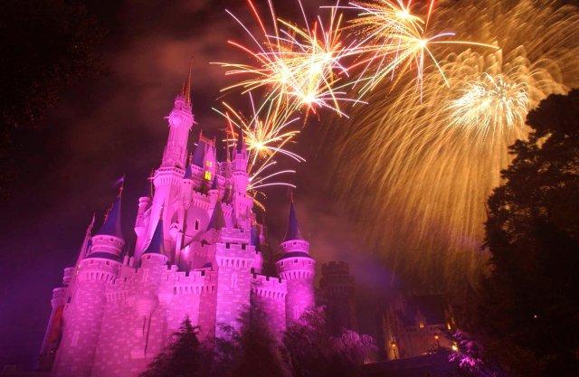 castelo cinderella