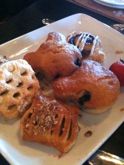 cinderellas royal table pastries